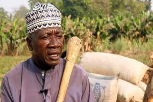 When Nigerian farmers went digital…