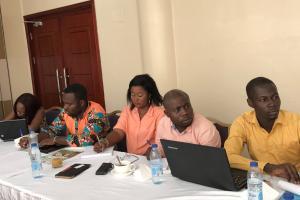 Renforcement de capacités en social reporting pour le Forum régional Manioc